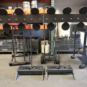 Plate Rack Shoot to Reset